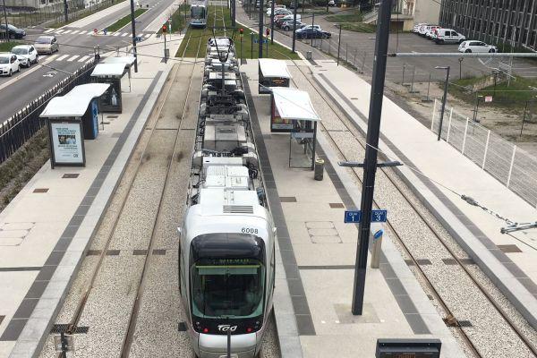 Extension du tramway A à Grenoble